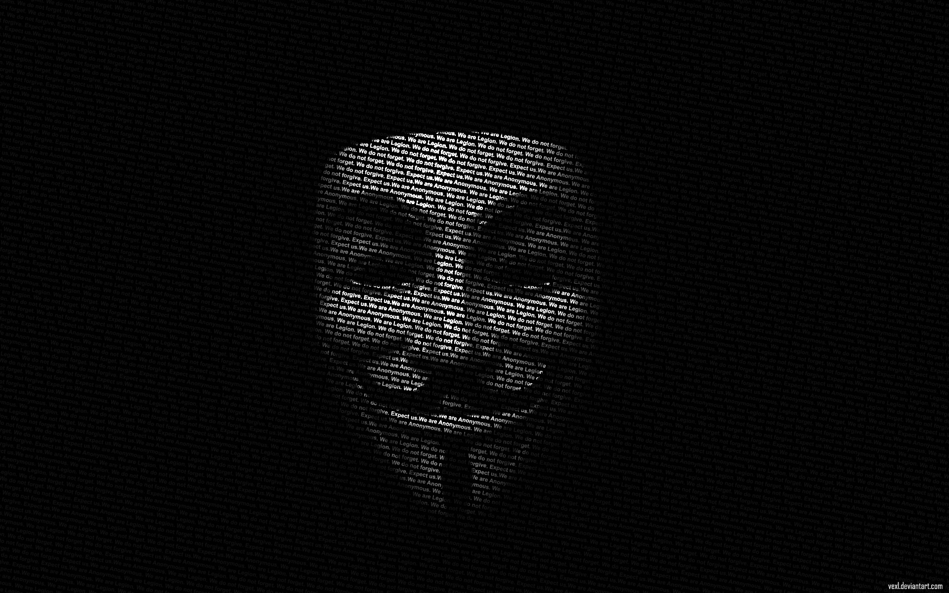 Anonymous Wallpaper Android Applications