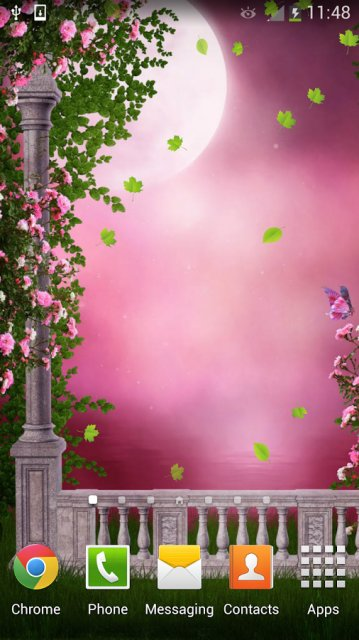 Imagini de fundal fairy fairy tale live wallpaper android applications - Fairy wallpaper for android ...